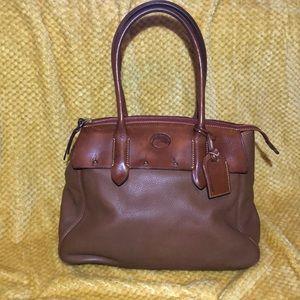 Dooney & Bourke leather tote purse